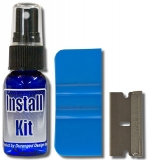 Easy ALL-IN-ONE install kit for overlay installations