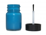 Fluorescent Blue Instrument Cluster Needle Paint Bottle with Brush