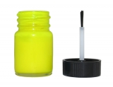 Fluorescent Yellow Instrument Cluster Needle Paint Bottle with Brush