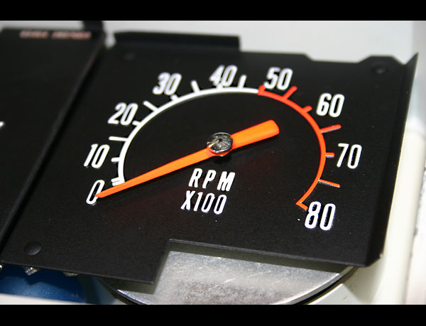 1968 1970 dodge charger non rallye 150 mph tach stock decal transfer kit whitegauges net