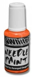 ORANGE 1oz Needle Paint for instrument cluster gauges