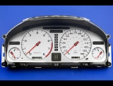 1991-1992 Acura Legend White Face Gauges