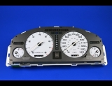 1993-1995 Acura Legend White Face Gauges