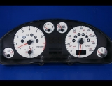 1998-1999 Audi A4 B5 White Face Gauges