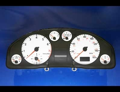 click here for Audi white gauges