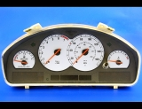 1991-1998 BMW 850CI 840CI 160 MPH White Face Gauges