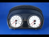 2007-2008 E90 E92 335i BMW 3 Series White Face Gauges