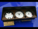 1973-1976 BMW 2002 White Face Gauges