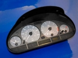1999-2003 BMW 3 Series E46 Sedan GREY Face Gauges