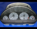 2000-2006 BMW 3 Series Coupe Grey Face Gauges E46