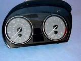 2007-2008 BMW 335i 335xi N54 Grey Face Gauges