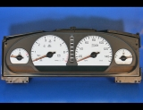 1996-2002 Cadillac Eldorado White Face Gauges