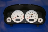 2004-2007 Cadillac CTS-V White Face Gauges