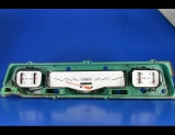 1966-1967 Chevrolet Chevelle SS Package White Face Gauges