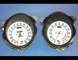 1968-1974 Chevrolet Corvette Big Block Tach White Face Gauges