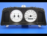 1998-2002 Geo Prizm 180 METRIC KPH KMH White Face Gauges