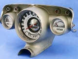 1957 Chevrolet Bel Air White Face Gauges