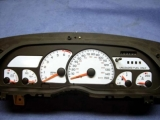 1993-1996 Chevrolet Camaro V6 110 120 MPH White Face Gauges