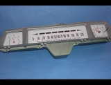 1966 Chevrolet Impala Caprice White Face Gauges