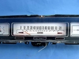 1968 Chevrolet Impala Caprice White Face Gauges