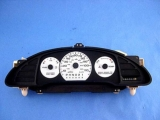 1995-1999 Chevrolet Cavalier Non-Tach White Face Gauges