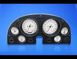 1965-1967 Chevrolet Corvette White Face Gauges