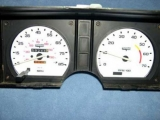 1978-1982 Chevrolet Corvette White Face Gauges