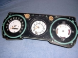 1964-1965 Chevrolet Chevelle Malibu White Face Gauges