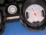 1969 Chevrolet El Camino White Face Gauges