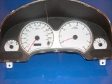 2005-2006 Chevrolet Equinox White Face Gauges 05-06
