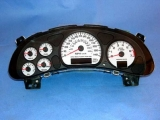 2002-2004 Chevrolet Monte Carlo Impala White Face Gauges