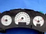 2000-2005 Chevrolet Impala Non Tach White Face Gauges