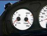 2000-2005 Chevrolet Impala TACH White Face Gauges