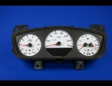 2006 Chevrolet Impala White Face Gauges