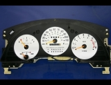 1996-1999 Chevrolet Monte Carlo Lumina Tach White Face Gauges