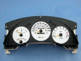 1995-1997 Chevrolet Monte Carlo Z34 White Face Gauges