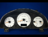 2004-2007 Chevrolet Malibu White Face Gauges 04-07