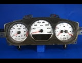 2006-2007 Chevrolet Monte Carlo SS White Face Gauges