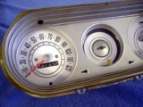 1962-1965 Chevrolet Nova White Face Gauges