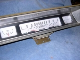 1966-1967 Chevrolet Nova White Face Gauges