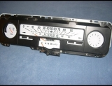 1975-1976 Chevrolet Nova White Face Gauges