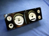 1981-1985 Chevrolet S10 White Face Gauges