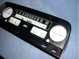 1964-1966 Chevrolet Suburban White Face Gauges