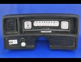1978-1981 Chevrolet Malibu Chevelle El Camino Sweep White Face Gauges