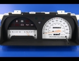 1987-1991 Daihatsu Charade White Face Gauges