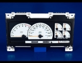 1993-1995 Dodge Caravan Tach White Face Gauges