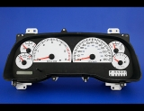 1997-2000 Dodge Dakota Tach White Face Gauges 98-99