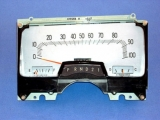 1977-1978 Dodge monaco White Face Gauges