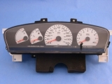 1995-1999 Dodge Neon METRIC KPH KMH White Face Gauges
