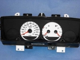 2000-2005 Dodge Neon White Face Gauges